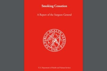 Surgeon General's Report on Cessation